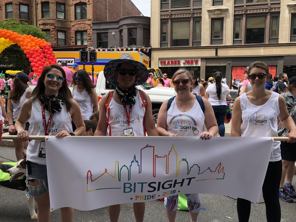 BitSight Joins Local Boston Companies Participating in Annual Pride Parade